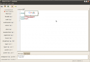 Introduction to Scripting GUI with Sikuli (GUI Automation)